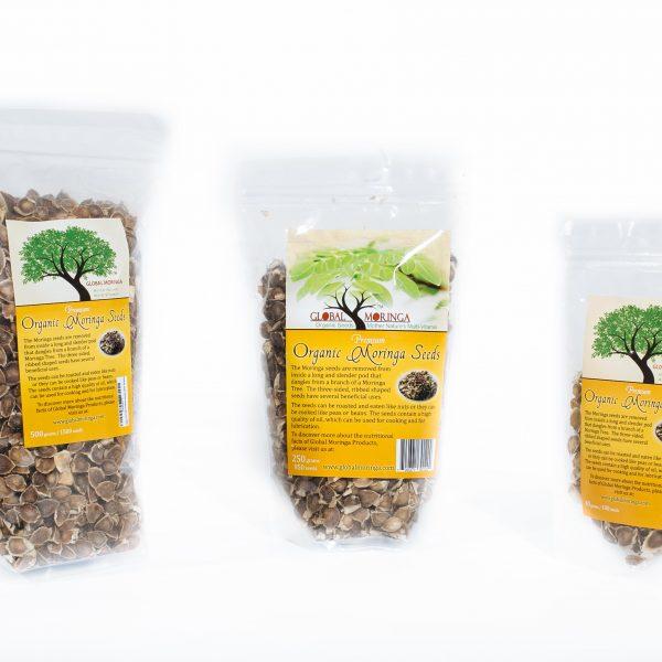 Global Moringa Seeds (40 grams)